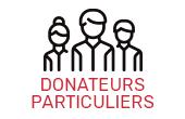 Donateur particuliers
