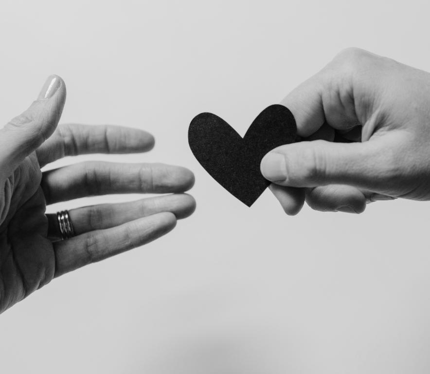 solidarité - coeur
